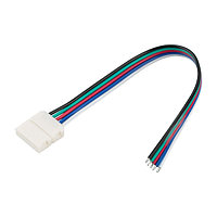 Коннектор выводной FIX-RGBW-12mm-150mm-X1 (5-pin) (arlight, -)