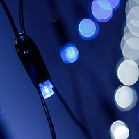 Светодиодная гирлянда ARD-NETLIGHT-CLASSIC-2500x2500-BLACK-432LED White/Blue (230V, 26W) (Ardecoled, IP65)