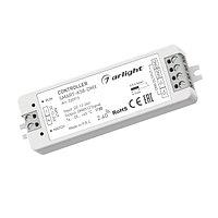 Контроллер SMART-K58-DMX (12-24V, 2.4G) (Arlight, IP20 Пластик, 5 лет)