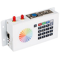 Контроллер DMX SR-2816WI White (12V, WiFi, 8 зон) (arlight, IP20 Металл, 3 года)
