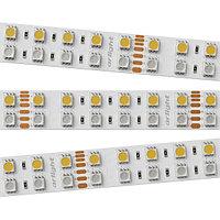 Светодиодная лента RT 2-5000 24V RGB-White 2x2 (5060, 720 LED, LUX) (arlight, 32 Вт/м, IP20)