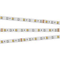 Светодиодная лента RT6-5050-60 24V RGB-White 2x (300 LED) (arlight, 14.4 Вт/м, IP20)