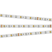 Светодиодная лента RT-B60-10mm 24V RGBW-White (14.4 W/m, IP20, 5060, 5m) (arlight, Открытый)