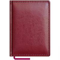 Ежедневник датированный HATBER SARIF CLASSIC, А5, бордо