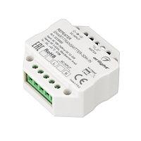 Контроллер-усилитель SMART-TRANSMITTER-30M-IN (230V, 2.4G) (arlight, IP20 Пластик, 5 лет)