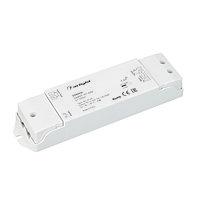 Диммер SMART-D1-DIM (12-24V, 1x10A, 2.4G) (arlight, IP20 Пластик, 5 лет)