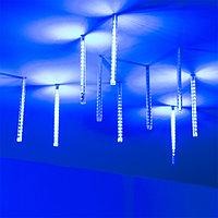 Светодиодная гирлянда ARD-ICEFALL-CLASSIC-D12-200-10PCS-CLEAR-32LED-LIVE BLUE (230V, 10.5W) (Ardecoled, IP65)