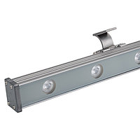 Светодиодный прожектор AR-LINE-1000XS-12W-220V Day (Grey, 30 deg) (arlight, Закрытый)