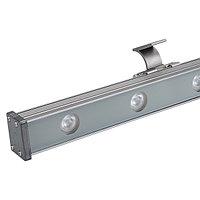 Светодиодный прожектор AR-LINE-1000XS-12W-220V Warm (Grey, 30 deg) (arlight, Закрытый)