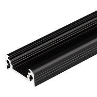 Профиль TOP-SURFACE-2000 BLACK (K13, P15) (arlight, Алюминий)
