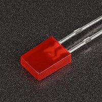 Светодиод ARL-2507URD-450mcd (arlight, 2x5мм (прямоугольный))