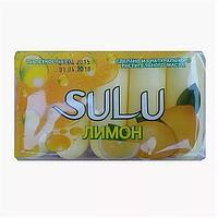 Мыло туалетное SULU Лимон, мультипак 5*70 гр