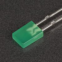 Светодиод ARL-2507UGD-100mcd (arlight, 2x5мм (прямоугольный))