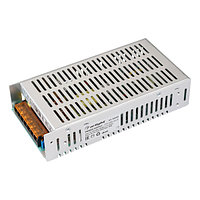 Блок питания JTS-200-24-A (0-24V, 8.3A, 200W) (Arlight, IP20 Сетка, 2 года)