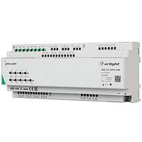 INTELLIGENT ARLIGHT Релейный модуль KNX-724-SW10-DIN (BUS, 24х10A) (arlight, -)