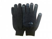 Перчатки трикотажные с односторонним ПВХ-покрытием