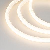 Образец Гибкий неон ARL-MOONLIGHT-1516-DOME 24V Warm (arlight, 11 Вт/м, IP67)
