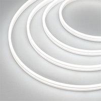 Образец Гибкий неон ARL-MOONLIGHT-1004-SIDE 24V White (arlight, 6.8 Вт/м, IP65)