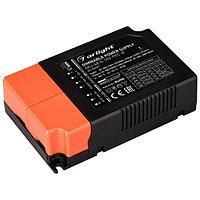 Блок питания ARJ-48-0-10V-PFC-B (48W, 900-1200mA) (Arlight, IP20 Пластик, 5 лет)