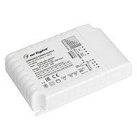 Блок питания ARJ-50-PFC-DALI-1-10V-A (50W, 700-1400mA) (Arlight, IP20 Пластик, 5 лет)