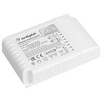 Блок питания ARJ-SP-30-PFC-1-10V-DALI2-PD (30W, 300-900mA) (Arlight, IP20 Пластик, 5 лет)