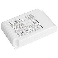 Блок питания ARJ-SP-40-PFC-1-10V-DALI2-PD (40W, 500-1050mA) (Arlight, IP20 Пластик, 5 лет)