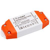 Блок питания ARJ-SP21700-DIM (15W, 700mA, PFC, Triac) (Arlight, IP20 Пластик, 3 года)