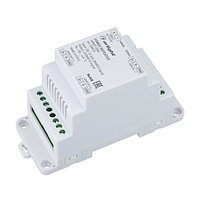 Усилитель SMART-DMX (12-36V, 2CH, DIN) (arlight, IP20 Пластик, 5 лет)