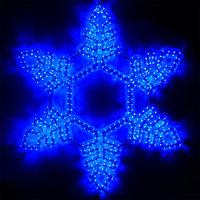Фигура ARD-SNOWFLAKE-M2-940x940-576LED Blue (230V, 32W) (Ardecoled, IP65)