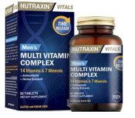 Поливитаминно-минеральный комплекс для мужчин Nutraxin
