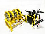 SKAT 63-200мм с 4мя держателями механический сварочный аппарат для стыковой пайки ПП труб, фото 3
