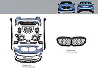 Обвес на BMW 1 Series F40 M-Tech 2019+