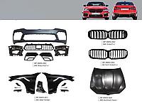 Обвес на BMW 5 Серия G30