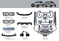 Обвес на  BMW X3 G01 2017+  X3M