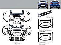 Обвес X5M F95 для BMW X5 G05 2018+