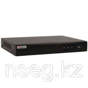 Видеорегистратор HD-TVI HiWatch DS-H216UA, фото 2
