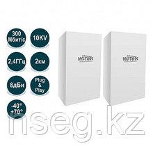 Комплект из двух точек доступа Wi-Tek WI-CPE111-KIT