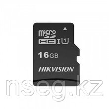 MicroSD Карта памяти Hikvision HS-TF-C1(STD)/16G