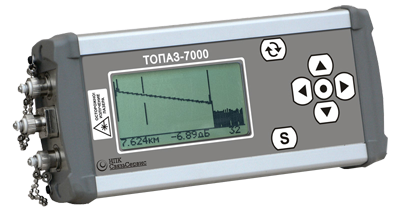 Минирефлектометр Topaz-7325-AR