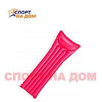 Глянцевый матрас Интекс 59703NP (Розовый)