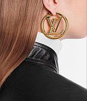 Серьги Louis Vuitton