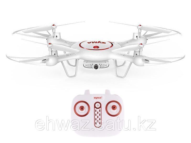 Описание Квадрокоптер Syma X5UW-D белый