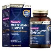 Поливитаминно-минеральный комплекс для женщин Nutraxin