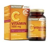Бодрость и жизненная сила Nutraxin Vitamin С 30 таблеток