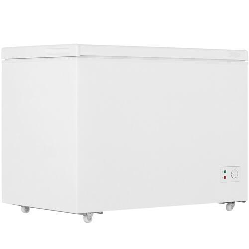 Морозильный ларь Бирюса Б-305KX белый