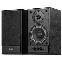 SVEN SPS-702 акустическая система 2.0, акустическая система 2.0, мощность 2х20 Вт(RMS), орех