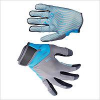 Перчатки для водных видов спорта ION Amara Gloves Full Finger blue/grey, S tv-81-s