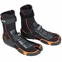 Гидроботинки ION Magma Boots 3/2mm ES black/orange 2017, 37/6 tv-208-37-6