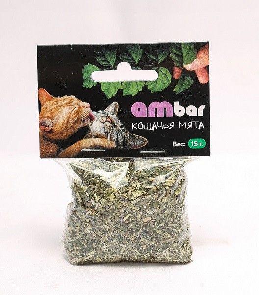 Кошачья Мята для кошек Ambar