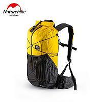 Рюкзак 25+5 л желтый Naturehike NH19BB086, фото 1